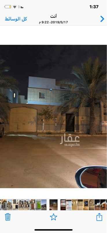 فيلا للبيع في طريق الملك فهد الفرعي ، حي الملقا ، الرياض