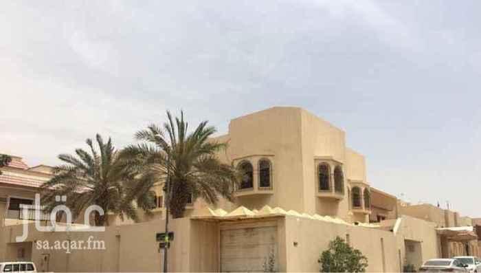 فيلا للبيع في شارع العقيلة ، حي الملك فهد ، الرياض ، الرياض