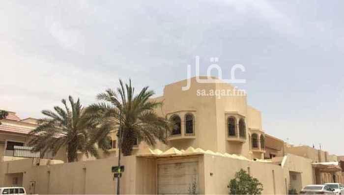 فيلا للبيع في شارع المغيرة بن شعبة ، حي الملك فهد ، الرياض ، الرياض