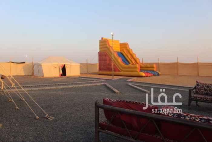 مخيم للإيجار في طريق الملك خالد ، تبوك