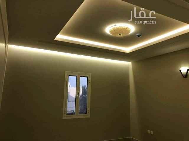 دور للإيجار في شارع المحدار ، حي الحزم ، الرياض
