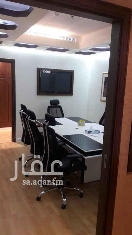 مكتب تجاري للإيجار في شارع محمد حسن عواد ، حي الشرفية ، جدة ، جدة