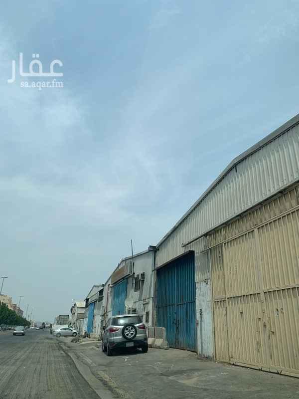 مستودع للإيجار في شارع قيس بن زهير ، حي المنار ، جدة