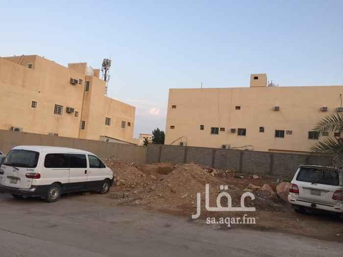 أرض للبيع في حي بدر ، الرياض