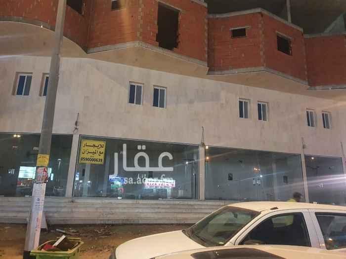 محل للإيجار في شارع معالي ابراهيم عبد الله العنقري ، حي ولي العهد ، مكة ، مكة المكرمة