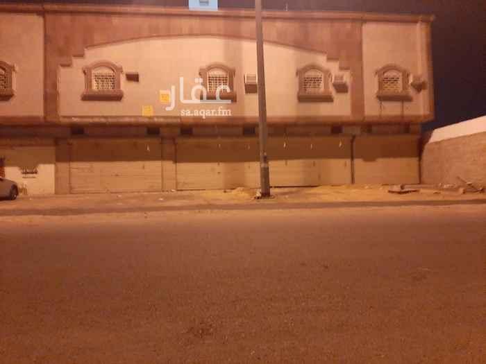 محل للإيجار في شارع ابراهيم بن احمد الرقي ، حي السكة الحديد ، المدينة المنورة
