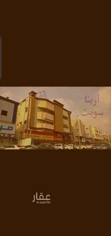 عمارة للإيجار في شارع جيل الشرف ، حي النهضة ، جدة