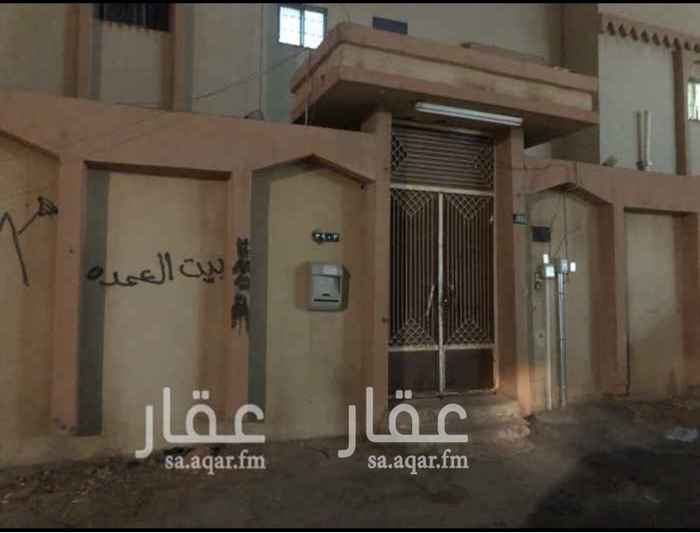 دور للإيجار في شارع الكداء ، حي طويق ، الرياض