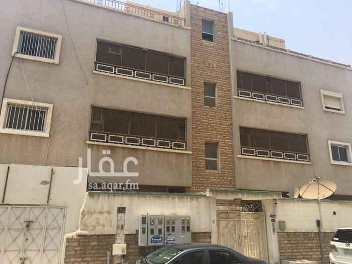 عمارة للبيع في شارع الميزان, حي مشرفة, جدة