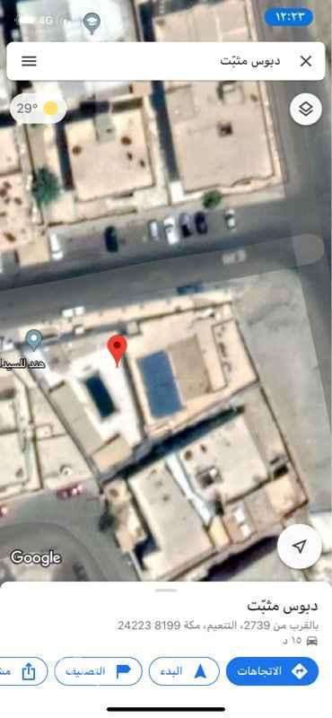 استراحة للبيع في حي التنعيم ، مكة ، مكة المكرمة
