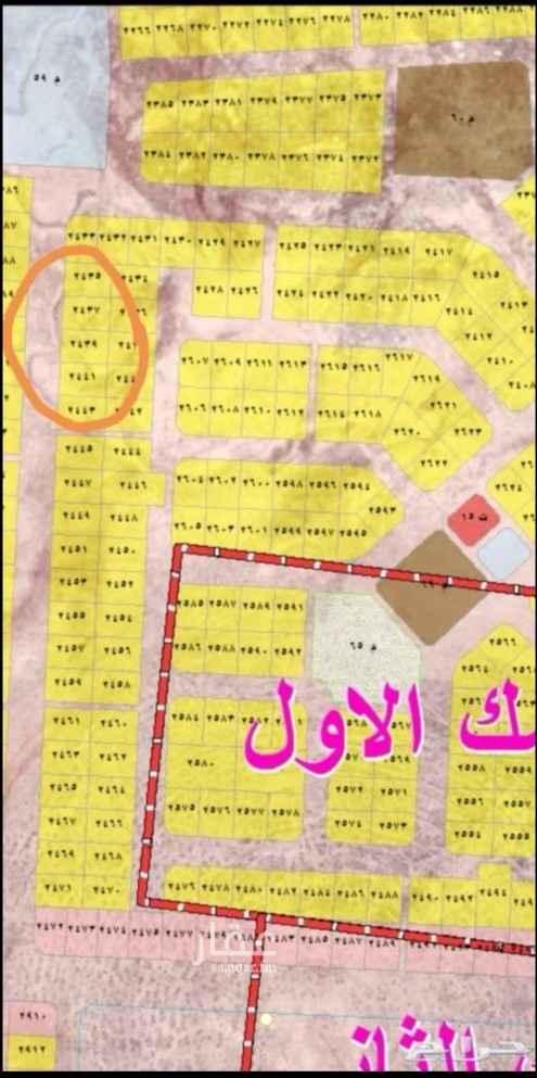أرض للبيع في حي النهضة ، تبوك ، تبوك