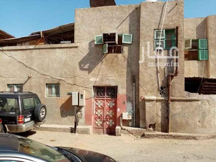 بيت للبيع في شارع ابو رزيف ، حي الشرفية ، جدة ، جدة