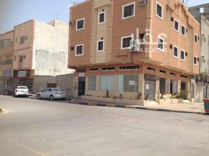 محل للإيجار في طريق الملك خالد ، حي الثقبة ، الخبر