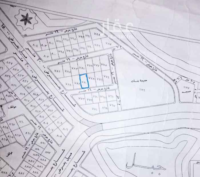 أرض للبيع في شارع رهاء بن منبه بن حرب ، المدينة المنورة ، المدينة المنورة