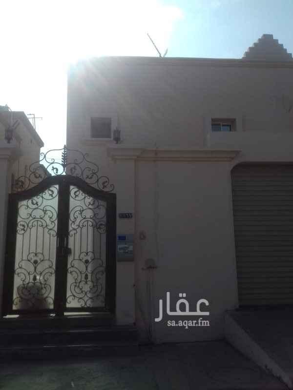 فيلا للإيجار في شارع سعد بن أبي وقاص ، حي الدوحة الجنوبية ، الظهران