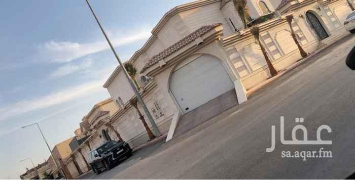 فيلا للبيع في شارع محمد بن مهيزع ، حي حطين ، الرياض