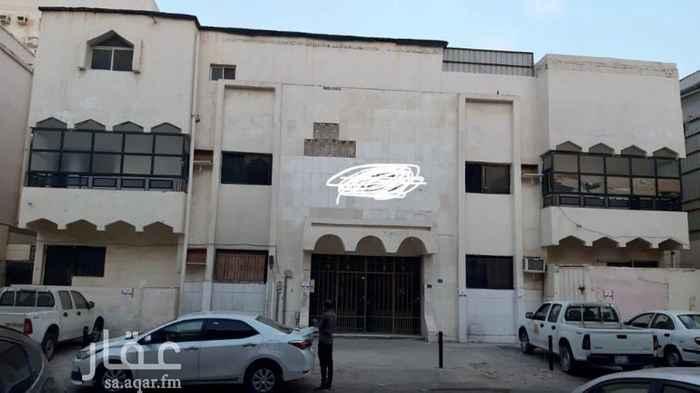 عمارة للبيع في شارع هوذه بن عمرو ، حي النزهة ، جدة ، جدة