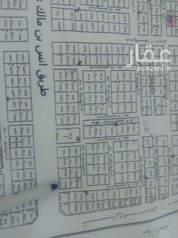 أرض للبيع في شارع رقم 425 ، الرياض