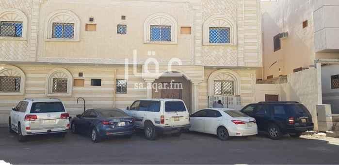 عمارة للإيجار في شارع سعيد بن زكريا الادمي ، حي المطار ، المدينة المنورة ، المدينة المنورة