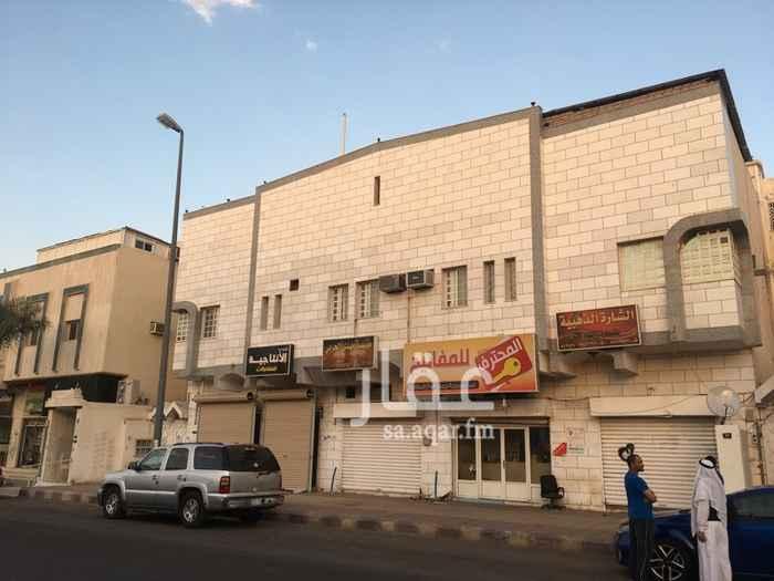 عمارة للبيع في شارع خديج بن سلامه ، حي بئر عثمان ، المدينة المنورة