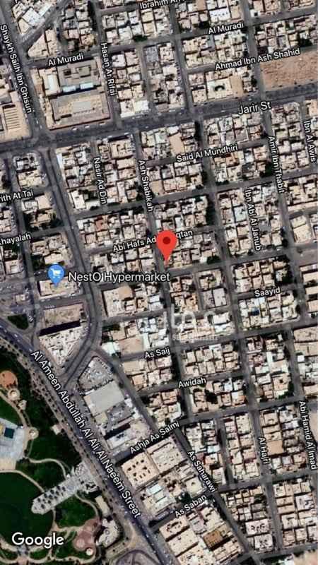 فيلا للإيجار في شارع الشبيكة ، حي الملز ، الرياض