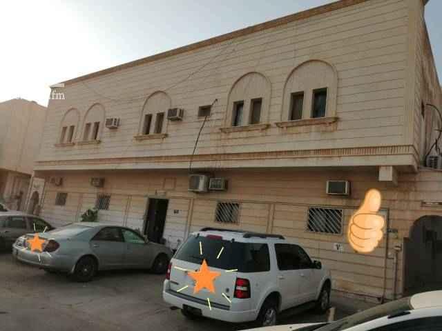 عمارة للإيجار في شارع وادي الشوكي ، حي النزهة ، الرياض ، الرياض