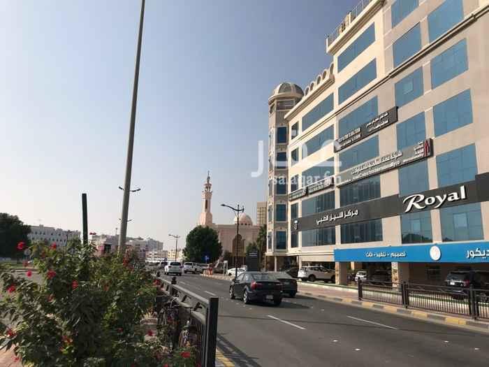 مكتب تجاري للإيجار في شارع الامير متعب ، حي مدينة العمال ، الخبر