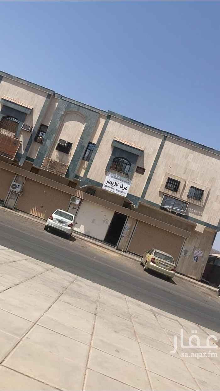 غرفة للإيجار في حي ، شارع عاصم بن قيس الأوسي ، حي المبعوث ، المدينة المنورة ، المدينة المنورة
