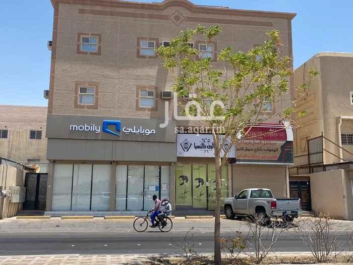 عمارة للإيجار في شارع الامير طلال ، حي النزهة ، الهفوف والمبرز ، الأحساء