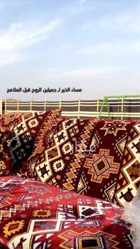 مخيم للإيجار في طريق هدى الشام