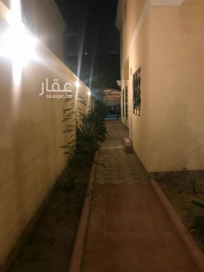 فيلا للإيجار في شارع اسماعيل المخزومي ، حي النعيم ، جدة ، جدة