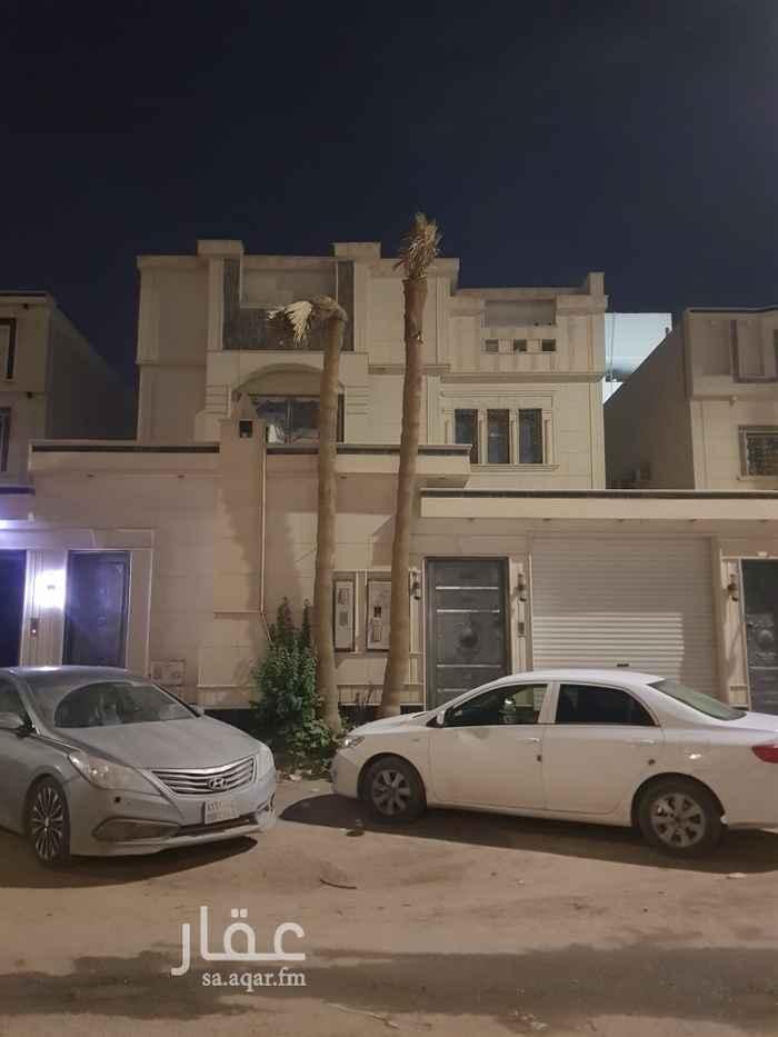 فيلا للإيجار في شارع فضل الله بن عبدالله الطبري ، حي الرمال ، الرياض ، الرياض