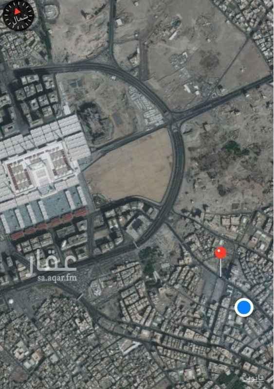أرض للبيع في شارع محمد بن حيان المازني ، حي قربان ، المدينة المنورة ، المدينة المنورة