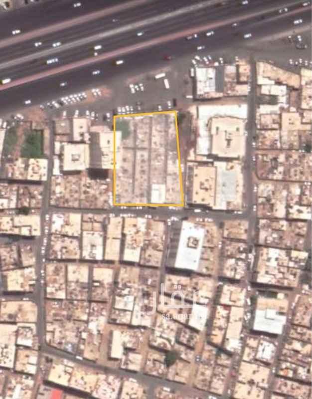 أرض للإيجار في شارع جبل الشيبه ، حي العزيزية ، جدة ، جدة