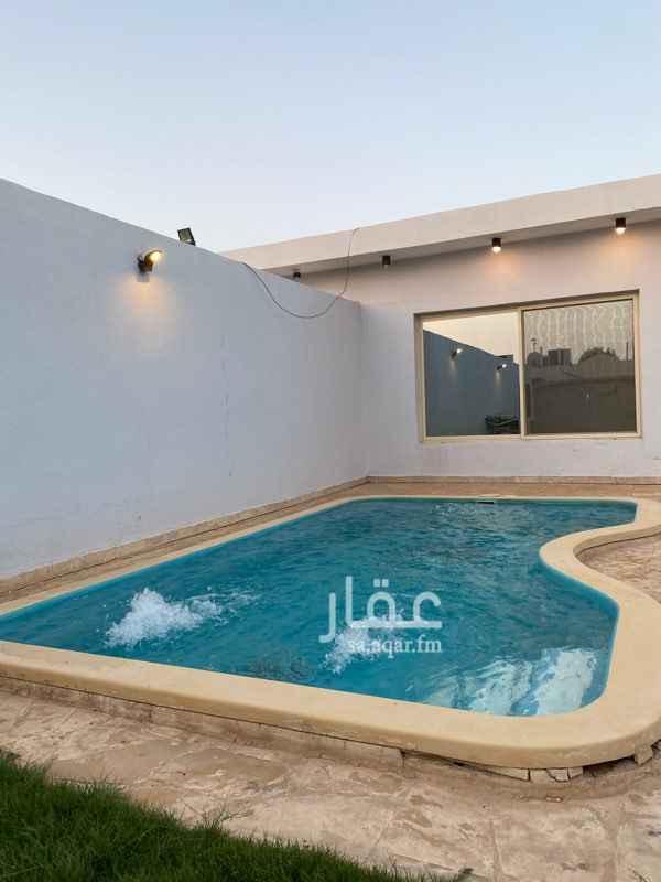 استراحة للإيجار في شارع محمد بن عجلان ، حي مطار الملك خالد الدولي ، الرياض ، الرياض