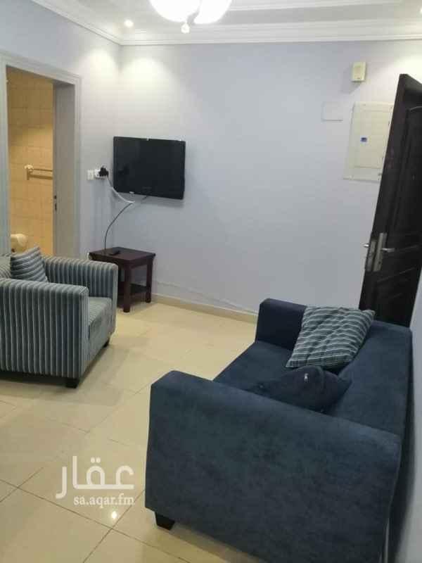 شقة للإيجار في شارع حلمي كتبي ، حي الزهراء ، جدة ، جدة