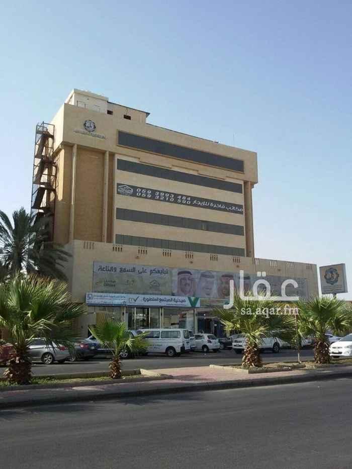 مكتب تجاري للإيجار في طريق الملك خالد ، حي الهنداوية ، جدة