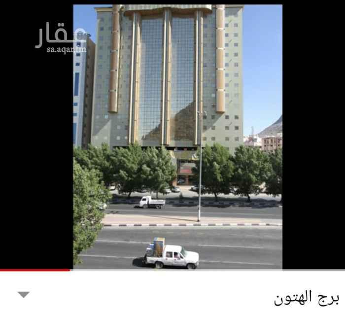 شقة للإيجار في شارع الحج ، حي العتيبية ، مكة ، مكة المكرمة