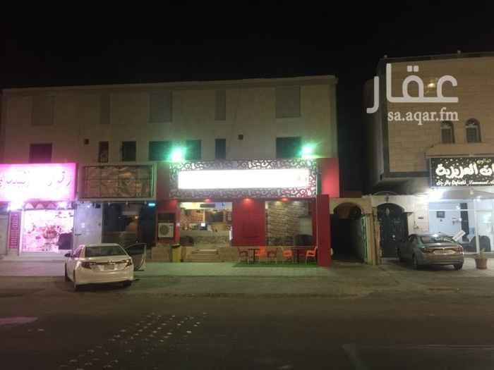 عمارة للإيجار في شارع سعد بن خارجة الأنصاري ، حي الدفاع ، المدينة المنورة