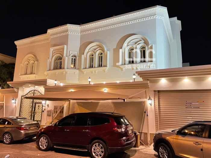 فيلا للبيع في شارع عبدالمحسن كمال ، حي الفيحاء ، جدة ، جدة