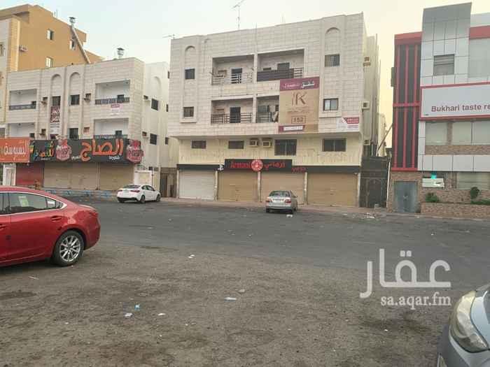 محل للبيع في طريق الامير متعب بن عبدالعزيز ، حي الصفا ، جدة