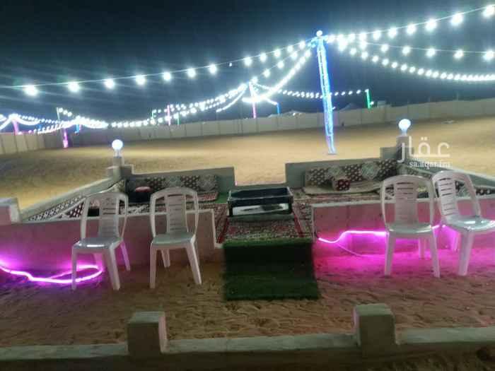 مخيم للإيجار في شارع عماره بن اوس بن ثعلبه الانصاري ، حي الرمال ، الرياض