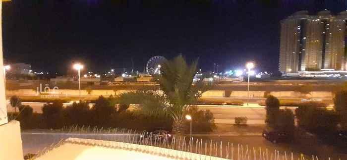 فيلا للإيجار في شارع الامير فيصل بن فهد ، حي الشاطئ ، جدة