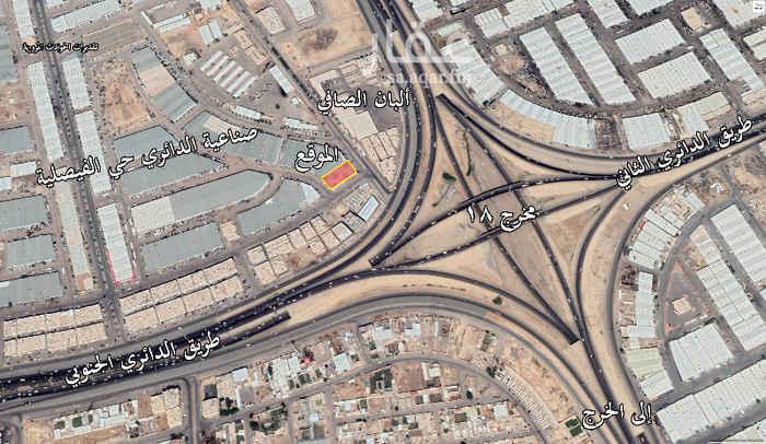 أرض للبيع في شارع نسمه ، حي الفيصلية ، الرياض