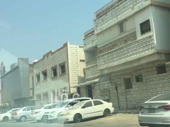 عمارة للإيجار في شارع أبها ، حي الثقبة ، الخبر ، الخبر