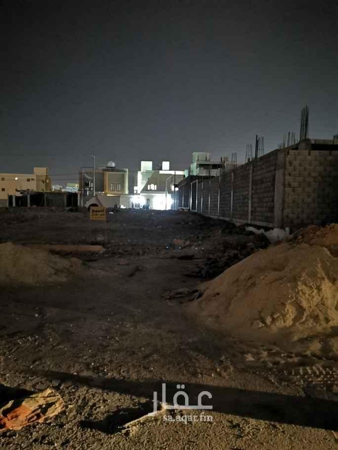 أرض للبيع في شارع مجزاه بن ثور السدوسي ، حي البيان ، الرياض ، رماح