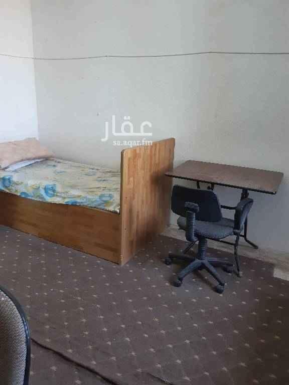 غرفة للإيجار في شارع المهندس مساعد العنقري ، حي الورود ، الرياض