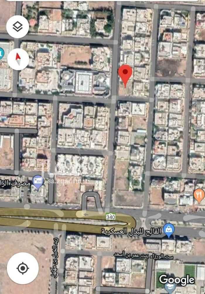 أرض للبيع في شارع عبدالصمد بن على ، حي الجامعة ، المدينة المنورة