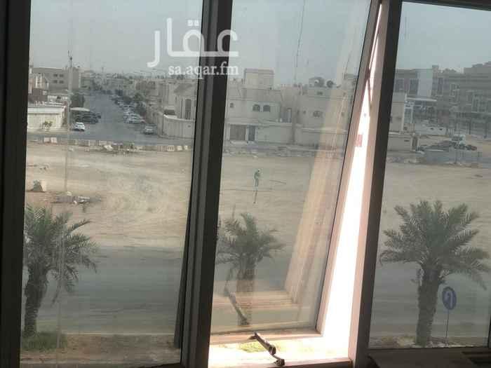مكتب تجاري للإيجار في شارع الخزنه ، حي اشبيلية ، الرياض