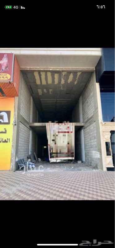 محل للإيجار في طريق الملك عبدالعزيز ، محافظة المزاحمية ، المزاحمية